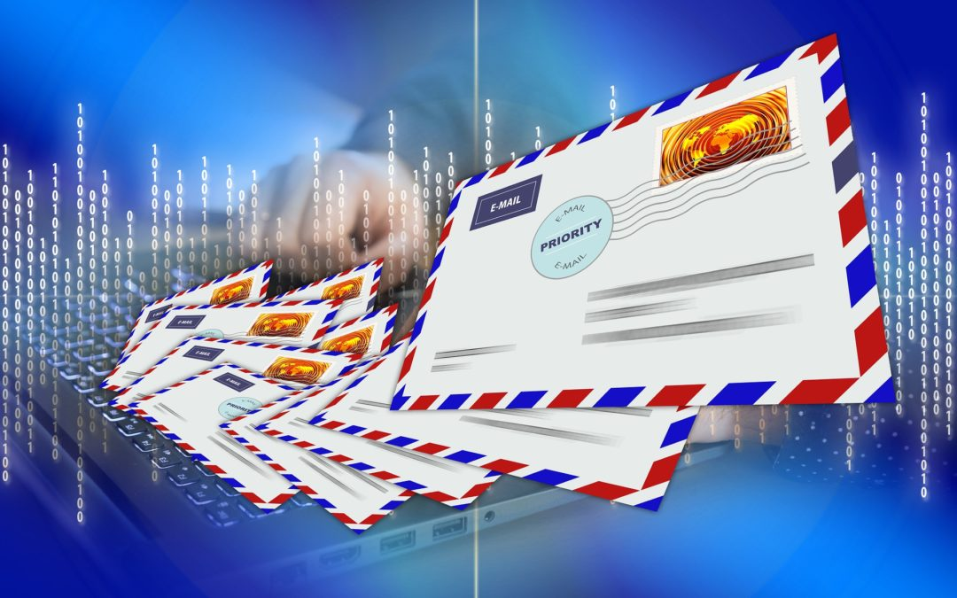 Weiterleitung von E-Mails an externe Adressen