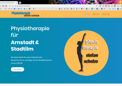 Physiotherapie Scholze